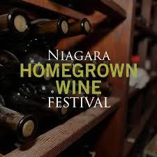 Niagara Homegrown Wine Festival