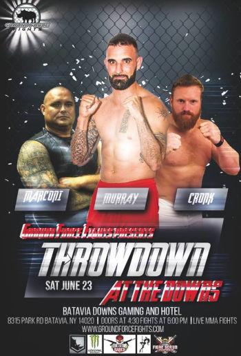 Throwdown at the Downs MMA