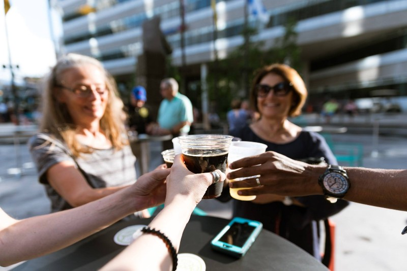 Queen City Social Outdoor Happy Hour Ft. Tommy Z Band