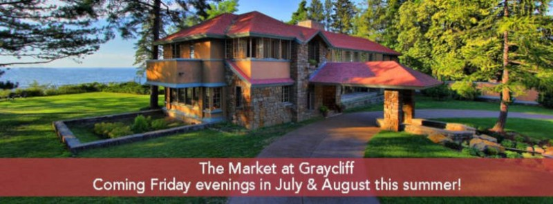 The Market at Graycliff