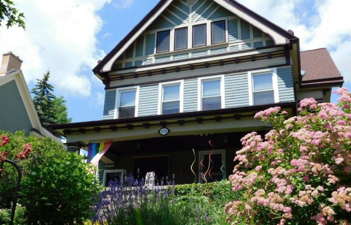 21st Annual Parkside Garden and Architecture Tour