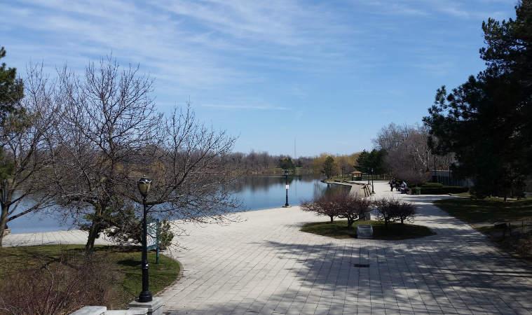 2ndSaturdayWalking Tour Around Hoyt Lake, presented by M&T Bank