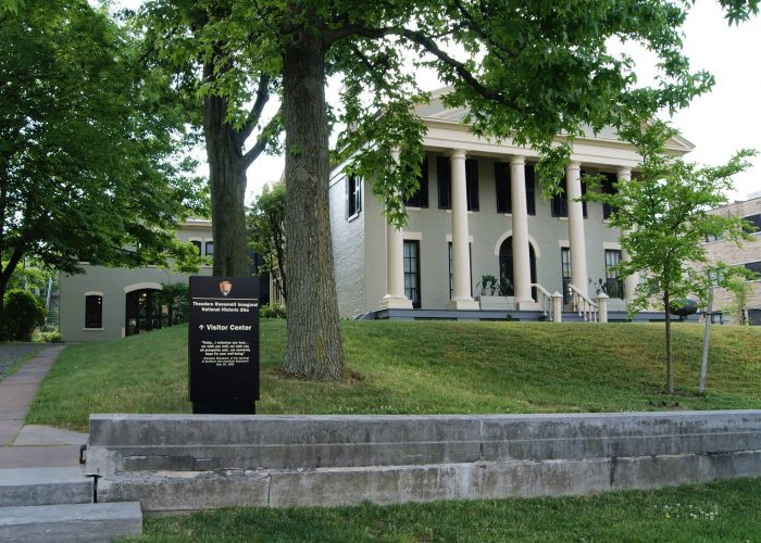On Our Radar: Take a Tour of Theodore Roosevelt's Inaugural Site