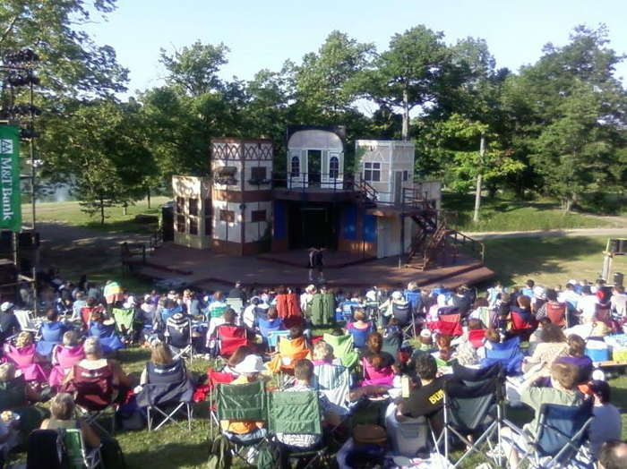 Shakespeare in Delaware Park Org