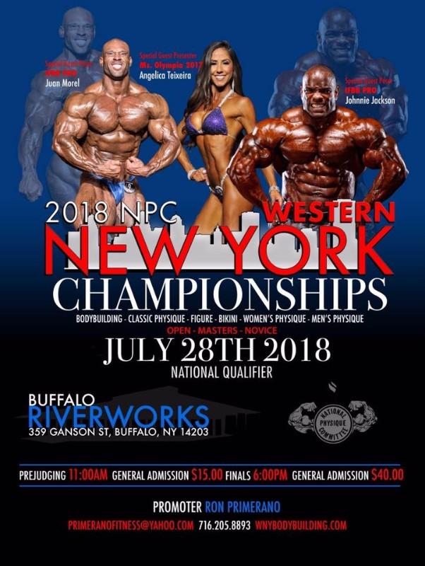 2018 Buffalo Health, Wellness & Fit Expo