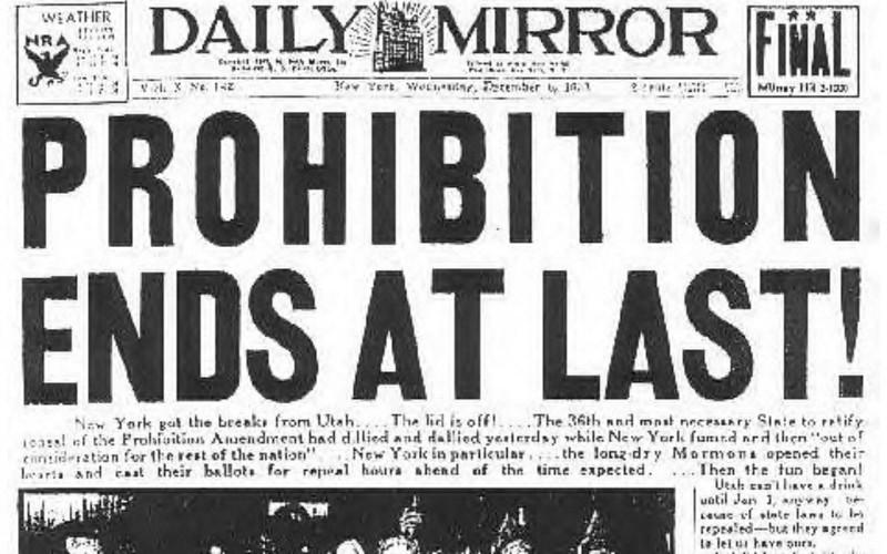 Prohibition Cruise