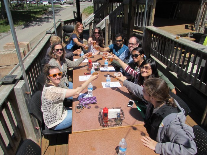 This Roaming Table Tour Helps You Drink Your Way Through Quintessential Lewiston