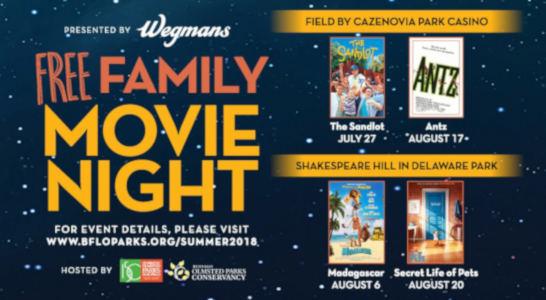 Family Movie Night - Antz