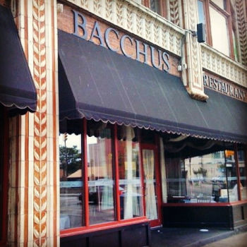 Bacchus Wine Bar and Restaurant
