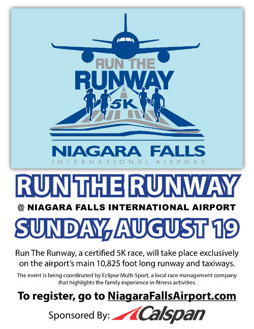 The Calspan Runway 5K
