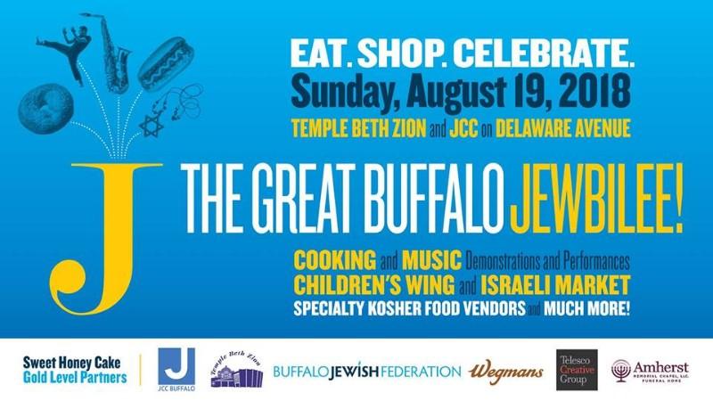 The Great Buffalo Jewbilee!