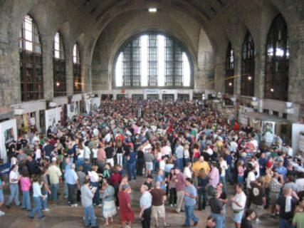 2018 Oktoberfest at the Terminal