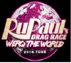RuPaul's Drag Race: Werq The World Tour!