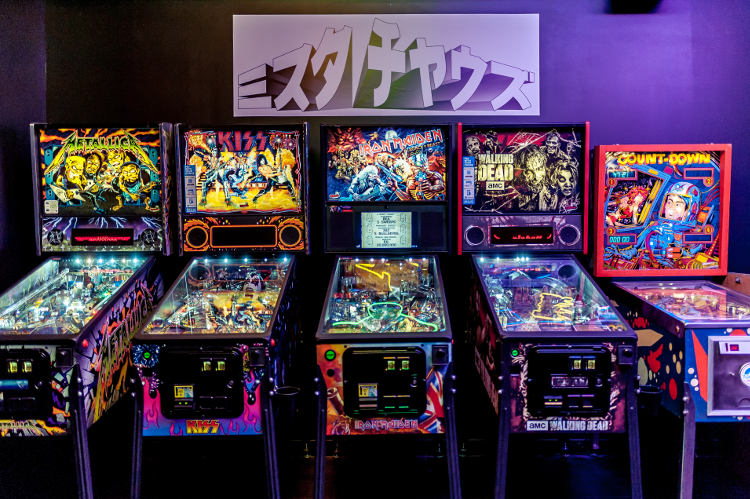 6 Best Spots in Buffalo to Grab a Beer and Play Some Pinball
