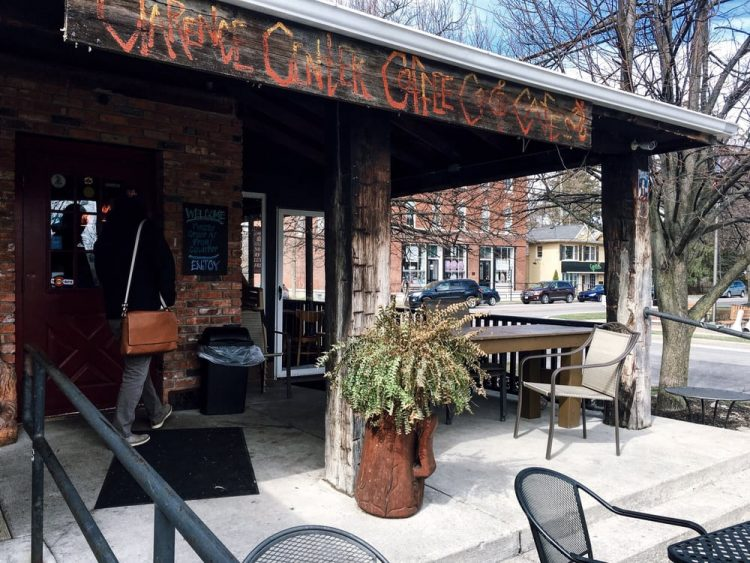 Legit Coffee Shop Patios in WNY