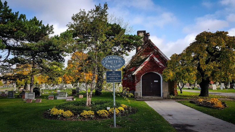 Oakwood Cemetery, Niagara Falls, NY