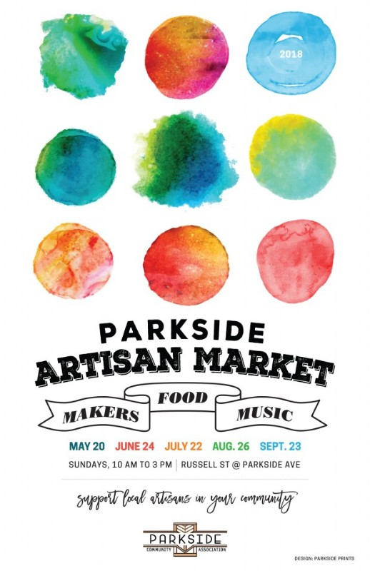 Parkside Artisan Market and Walking Tours