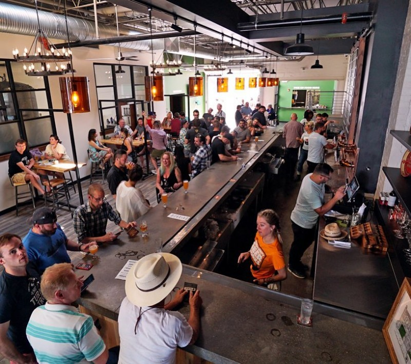 Community Beer Works Brewery & Taproom - 7th Street