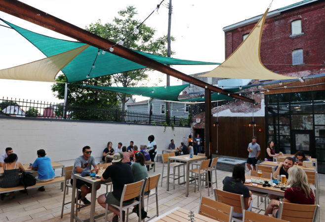 Community Beer Works Brewery & Taproom - 7th Street