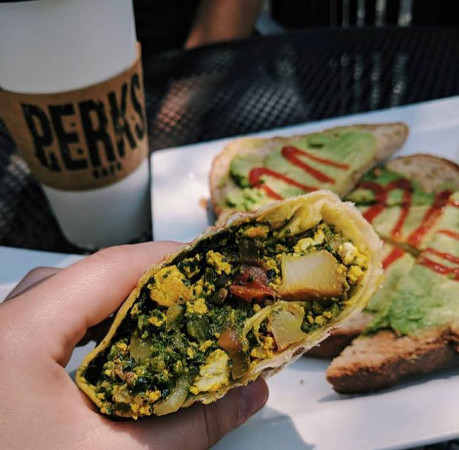 Perks Cafe - Main