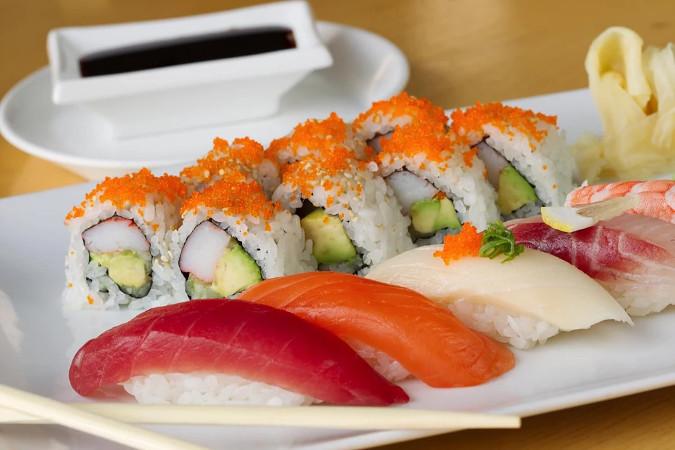 Kumiko Sushi and Thai