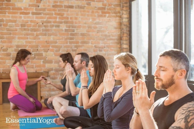 The EssentialYoga Program: September