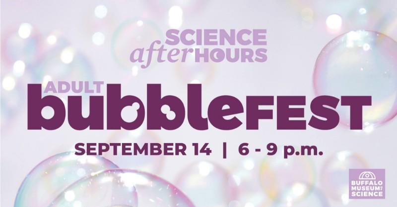 Adult Bubblefest