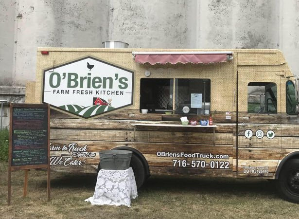 O'Brien's Farm Fresh Kitchen