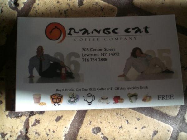 Orange Cat Coffee Co.