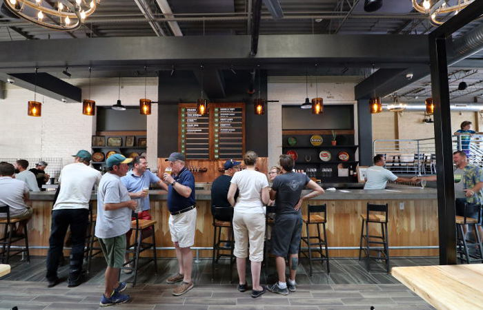 The New Community Beer Works 7th Street Brewery & Tap Room Is Everything We Dreamed It Would Be