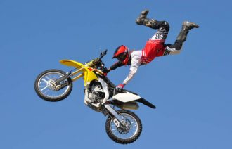 Freestyle Motocross Champion Series at Erie County Fair