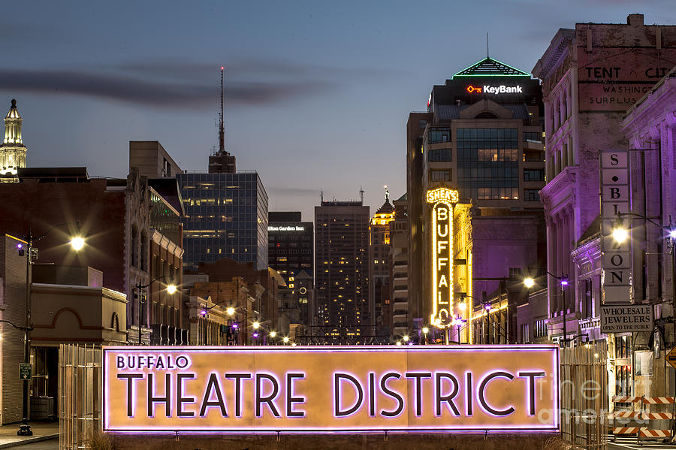 Theatre District