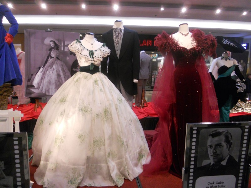 The History of Fashion featuring The Hollywood Collection