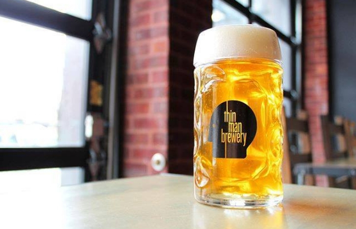 Thin Man Brewery Oktoberfest