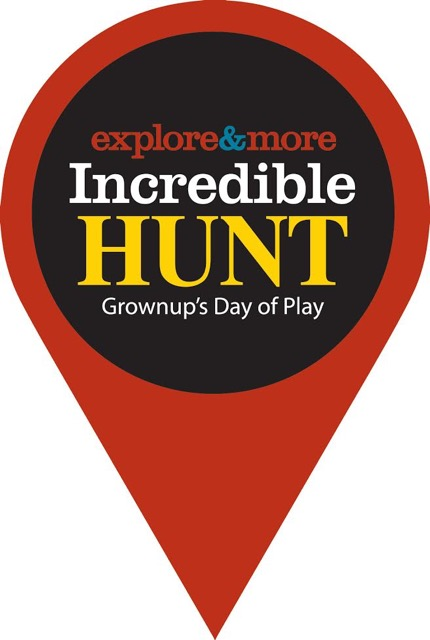 Explore & More's Incredible Hunt – Grownup's Day of Play