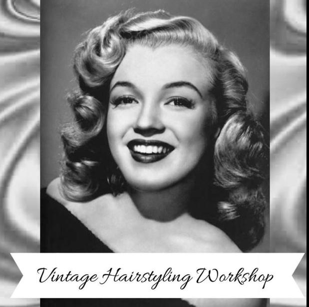Vintage Hair Styling Workshop