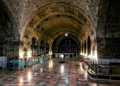 Ghost Hunts at the Central Terminal