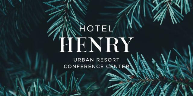 Hotel Henry's Holiday Market