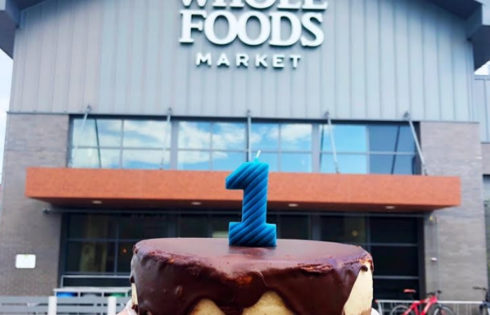 5 Ways Whole Foods Is Celebrating Their 1st Birthday Spoiler You