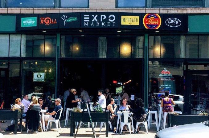 EXPO Market