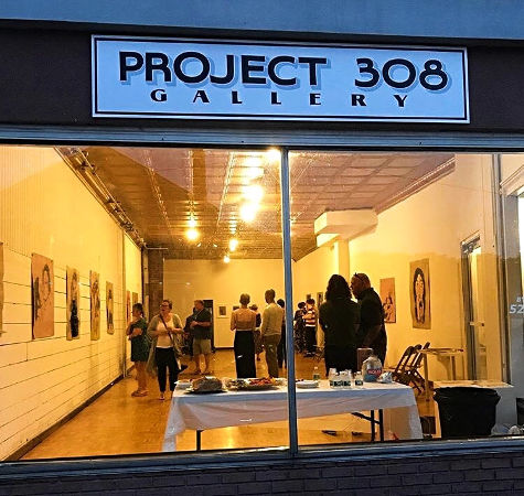 Project 308 Gallery