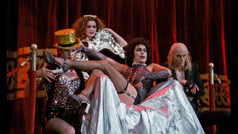 Rocky Horror Picture Show Party