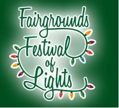 Fairgrounds Festival of Lights