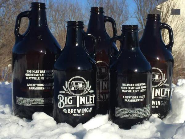 Big Inlet Brewing
