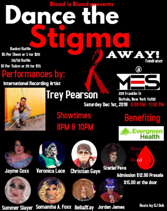 Dance the Stigma Away - Fundraiser
