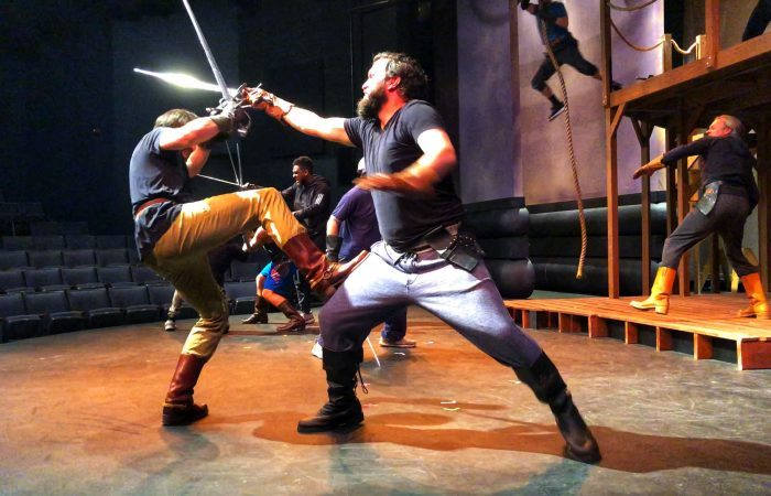 Five Local Theatres are Teaming Up to Present The Three Musketeers