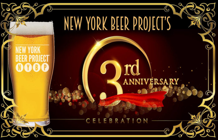 Buffalo Beer Buzz: New York Beer Project Marks Three Years with Big Bash