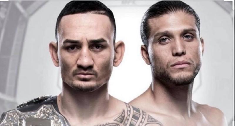 UFC 231 at Acropolis | Brian Ortega Vs Max Holloway