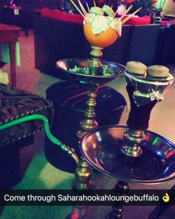 Sahara Hookah Lounge