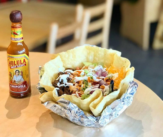 Salsarita's Fresh Mexican Grill - Union Rd